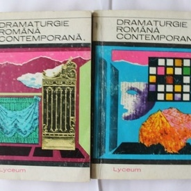 Antologie - Dramaturgie romana contemporana (2 vol.)