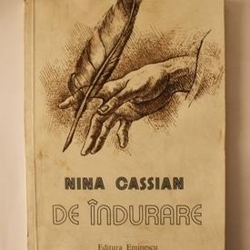 Nina Cassian - De indurare