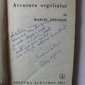Marcel Petrisor - La Rochefoucauld. Aventura orgoliului (cu autograf)