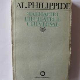 Al. Philippide - Talmaciri din teatrul universal