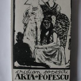 Cristian Popescu - Arta Popescu (editie princeps)