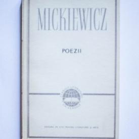 Adam Mickiewicz - Poezii