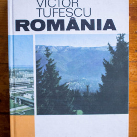 Victor Tufescu - Romania (editie hardcover)