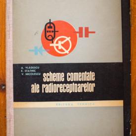 A. Vladescu, E. Statnic, V. Nicolescu - Scheme comentate ale radioreceptoarelor (editie hardcover)