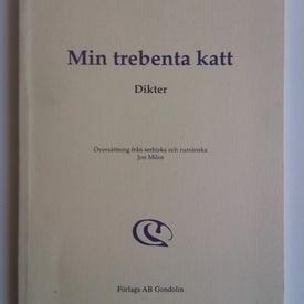 Adam Puslojic - Min trebenta katt (editie in limba suedeza)