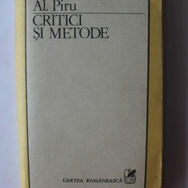 Al. Piru - Critici si metode
