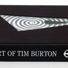 Album - The art of Tim Burton (editie hardcover)