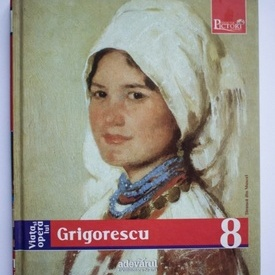 Album - Viata si opera lui Grigorescu (editie hardcover)