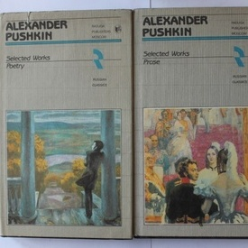 Alexander Pushkin (Puskin) - Selected works (2 vol., editie hardcover)