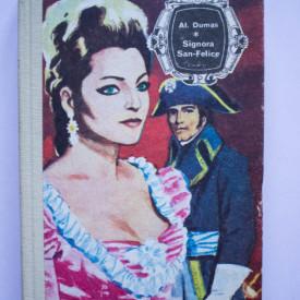 Alexandre Dumas - Signora San-Felice (editie hardcover)