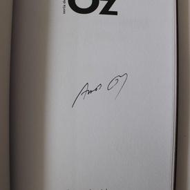 Amos Oz - Cum sa lecuiesti un fanatic (cu autograf)