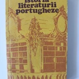 Antonio Jose Saraiva - Istoria literaturii portugheze