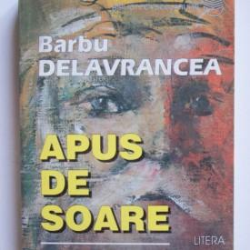 Barbu Delavrancea - Apus de soare