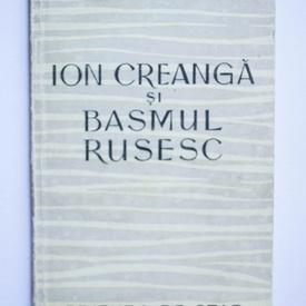 Barbu Lazareanu - Ion Creanga si basmul rusesc