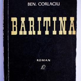 Ben. Corlaciu - Baritina