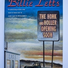Billie Lets - The Honk and Holler Opening Soon