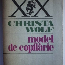 Christa Wolf - Model de copilarie