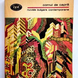 Colectiv autori - Cornul de capra. Nuvele bulgare contemporane