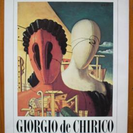 Colectiv autori - Giorgio de Chirico (editie hardcover, in limba franceza)