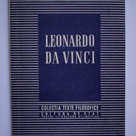 Colectiv autori - Leonardo da Vinci (colectia texte filosofice)