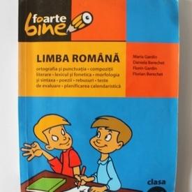 Colectiv autori - Manual de limba romana pentru clasa a IV-a