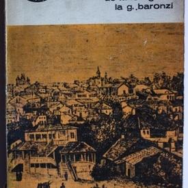 Colectiv autori - Pionierii romanului romanesc de la Ion Ghica la G. Baronzi
