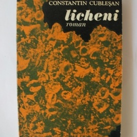 Constantin Cublesan - Licheni