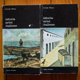 Corrado Maltese - Istoria artei italiene (1785-1943) (2 vol.)