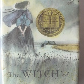 Elizabeth George Speare - The Witch of Blackbird Pond (editie hardcover)