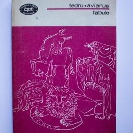Fedru, Avianus - Fabule
