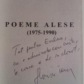 Florin Iaru - Poeme alese (1975-1990) (cu autograf)