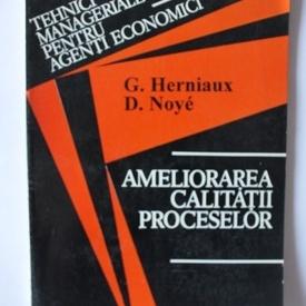 G. Herniaux, D. Noye - Ameliorarea calitatii proceselor