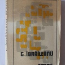 G. Ibraileanu - Opere 8