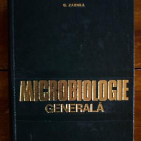 G. Zarnea - Microbiologie generala (editie hardcover)