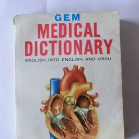 Gem Medical Dictionary (editie in limba engleza)