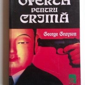 George Grayson - Oferta pentru crima