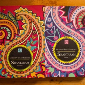 Gregory David Roberts - Shantaram (2 vol.)