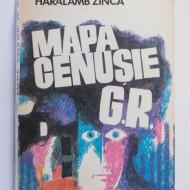 Haralamb Zinca - Mapa cenusie G.R.