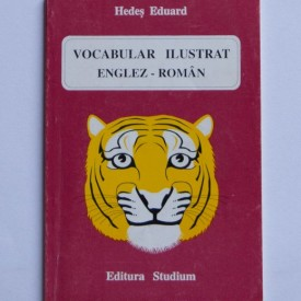 Hedes Eduard - Vocabular ilustrat englez-roman