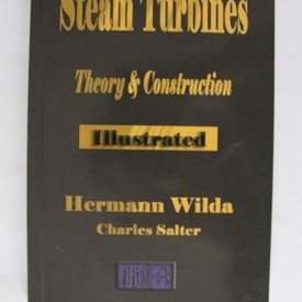 Hermann Wilda, Charles Salter - Steam turbines (editie in limba engleza)