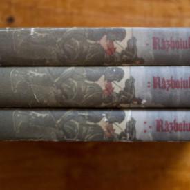 I. D. Musat - Razboiul iobagilor (3 vol., editie hardcover)
