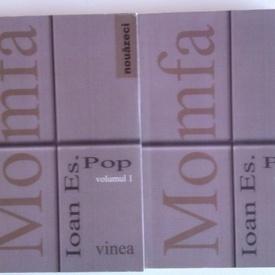 Ioan Es. Pop - Momfa (2 volume, cu dublu autograf)