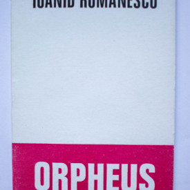 Ioanid Romanescu - Orpheus