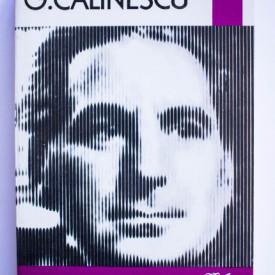 Ion Balu - G. Calinescu. Eseu despre etapele creatiei