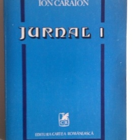 Ion Caraion - Jurnal I