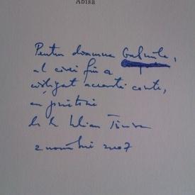 Iulian Tanase - Abisa (cu autograf)