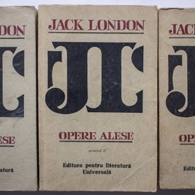 Jack London - Opere alese (3 vol.)