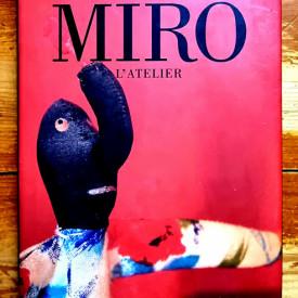 Joan Teodoro Punyet Miro - Miro. L`atelier (editie hardcover)