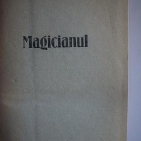 John Fowles - Magicianul (editie hardcover, frumos relegata)