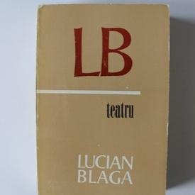 Lucian Blaga - Teatru
